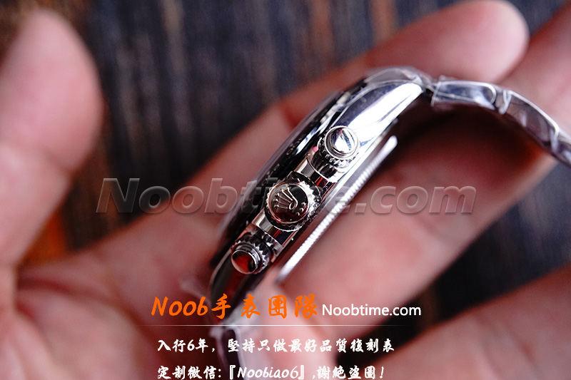 N厂904钢熊猫迪V3版「4130机芯」熊猫迪N厂定制款怎么样?  第10张