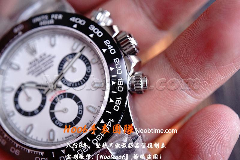 N厂904钢熊猫迪V3版「4130机芯」熊猫迪N厂定制款怎么样?  第8张