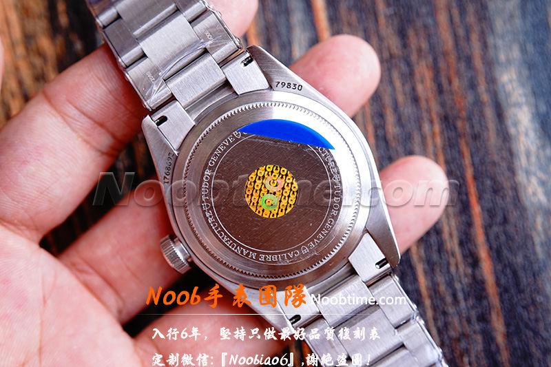 ZF帝舵蓝红圈GMT「V5版」ZF厂帝舵格林尼治不再一眼假  第10张