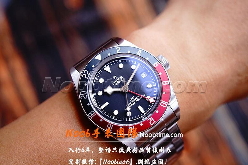 ZF帝舵蓝红圈GMT「V5版」ZF厂帝舵格林尼治不再一眼假  第18张