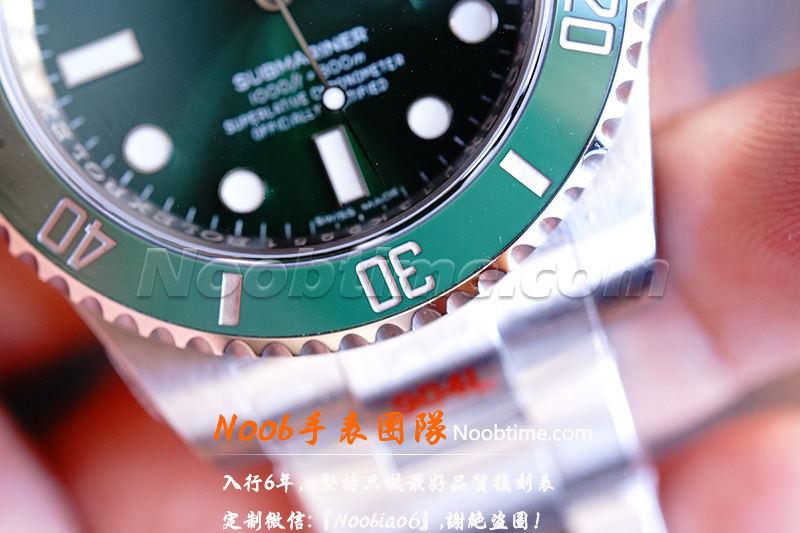 「深度揭秘」N厂V10绿水鬼复刻表价格-N厂V10绿水鬼3200元贵吗?  第9张