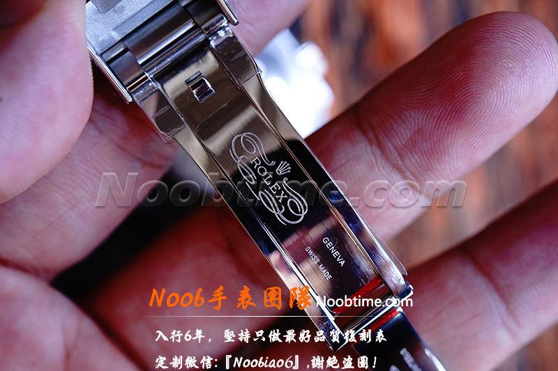 「深度揭秘」N厂V10黑水鬼机芯买2836还是3135好?  第27张