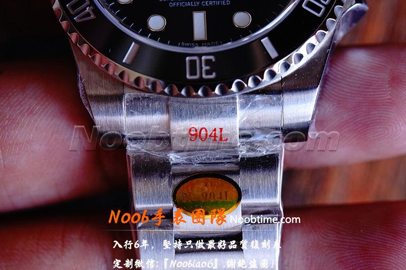 「深度揭秘」N厂V10黑水鬼机芯买2836还是3135好?  第18张
