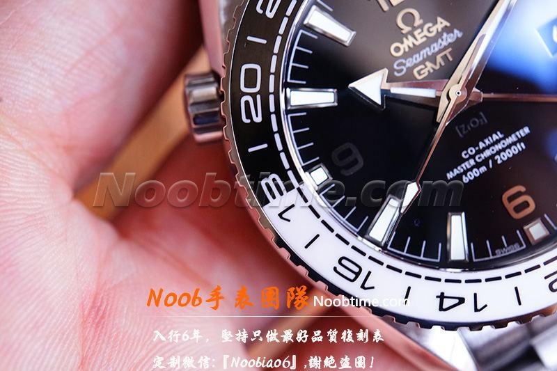 VS厂海马600太极圈「GMT+8906机芯」VS厂海马太极圈不再一眼假  第11张