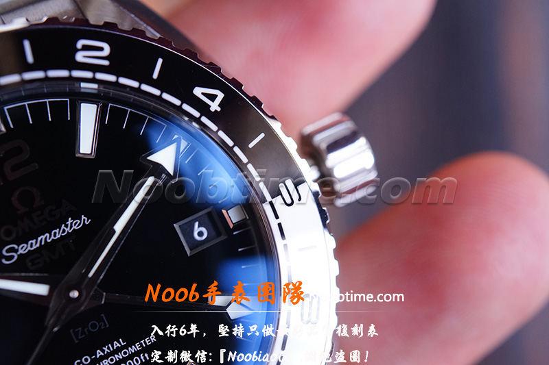 VS厂海马600太极圈「GMT+8906机芯」VS厂海马太极圈不再一眼假  第12张