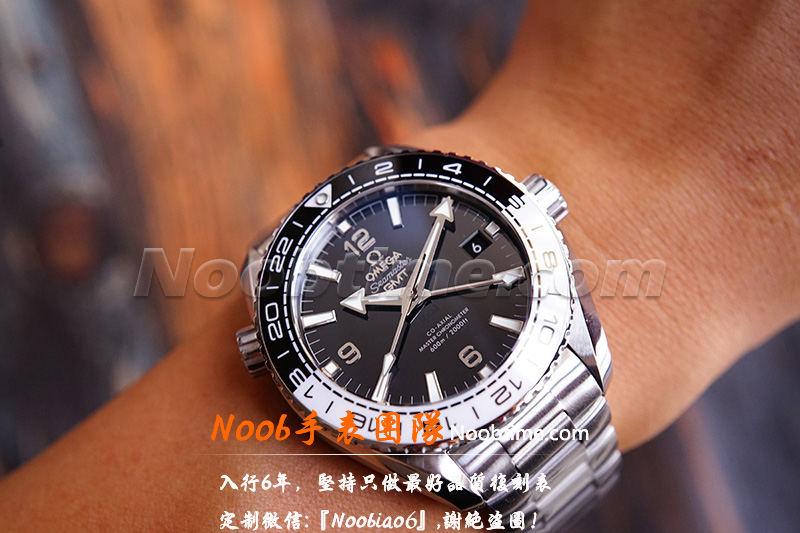 VS厂海马600太极圈「GMT+8906机芯」VS厂海马太极圈不再一眼假  第23张