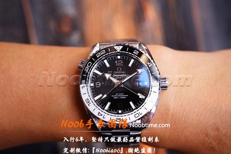 VS厂海马600太极圈「GMT+8906机芯」VS厂海马太极圈不再一眼假  第22张