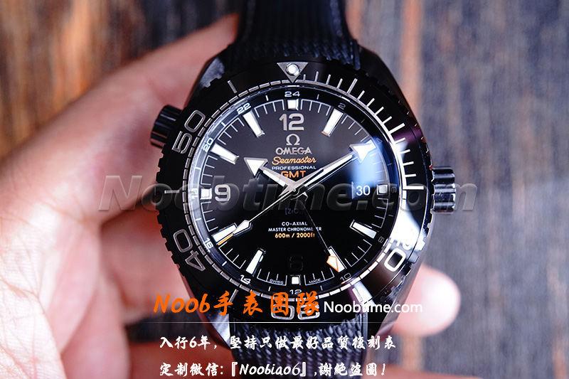 VS厂深海之黑「GMT+8906机芯」VS厂深海之黑真假对比不再一眼假  第1张