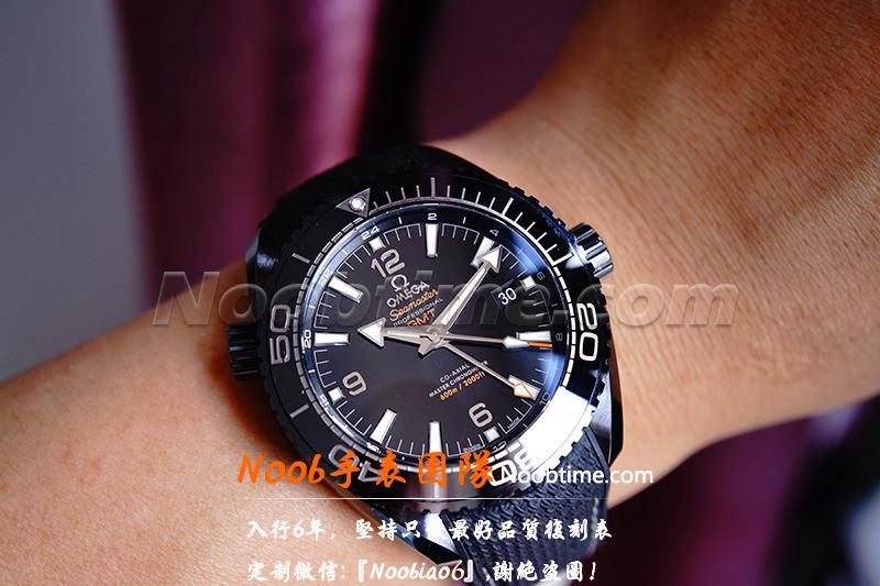 VS厂深海之黑「GMT+8906机芯」VS厂深海之黑真假对比不再一眼假  第21张