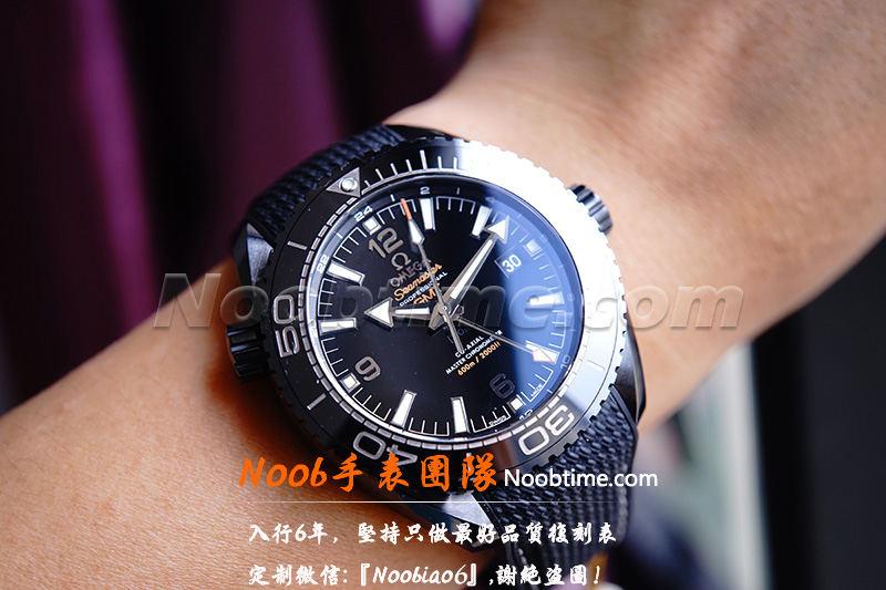 VS厂深海之黑「GMT+8906机芯」VS厂深海之黑真假对比不再一眼假  第22张
