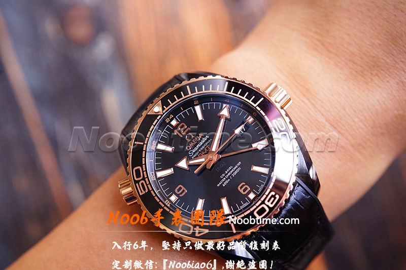VS厂深海之王玫金「GMT+8906机芯」VS厂深海之王600不再一眼假  第23张