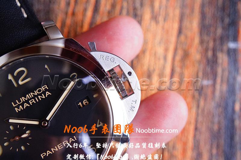 VS厂沛纳海359「V2版+P9000机芯」VS厂沛纳海359质量怎么样?  第6张
