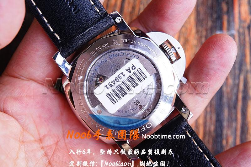 VS厂沛纳海359「V2版+P9000机芯」VS厂沛纳海359质量怎么样?  第9张