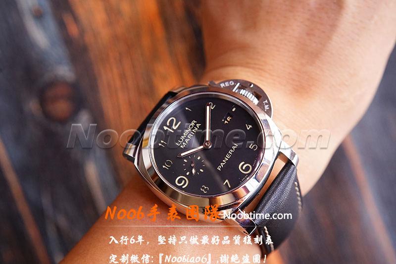 VS厂沛纳海359「V2版+P9000机芯」VS厂沛纳海359质量怎么样?  第18张
