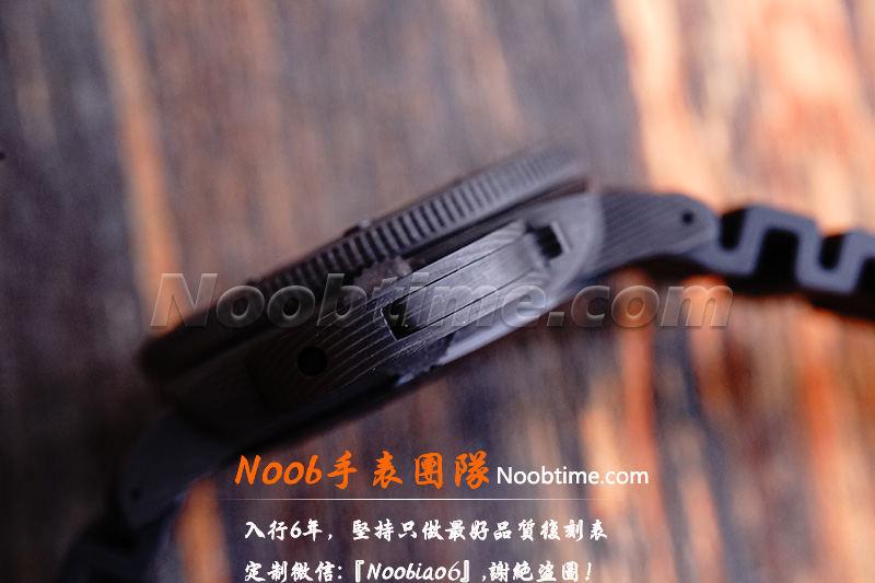VS厂沛纳海1616复刻表「碳纤维」VS厂沛纳海1616真假对比一眼假吗?  第12张