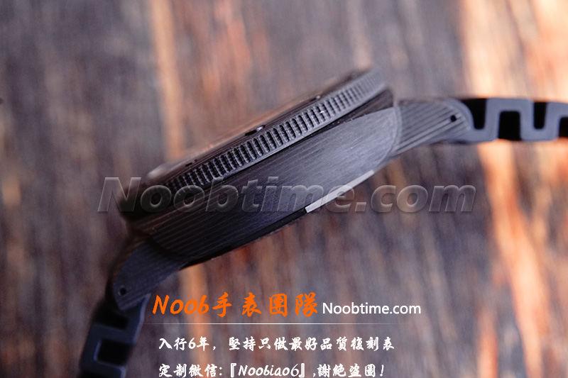 VS厂沛纳海1616复刻表「碳纤维」VS厂沛纳海1616真假对比一眼假吗?  第13张