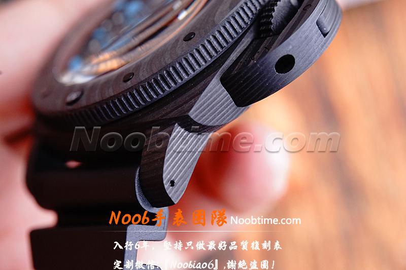 VS厂沛纳海1616复刻表「碳纤维」VS厂沛纳海1616真假对比一眼假吗?  第15张