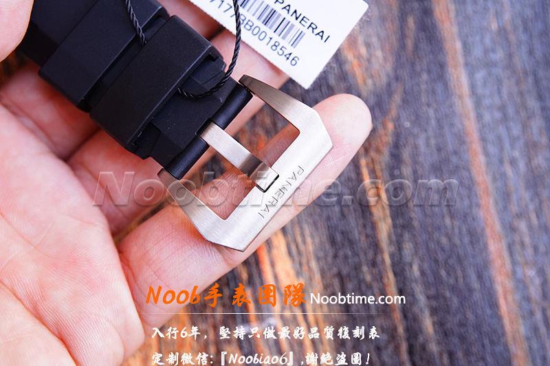 VS厂沛纳海799复刻表「钛碳纤维」VS厂沛纳海799真假对比一眼假吗?  第15张