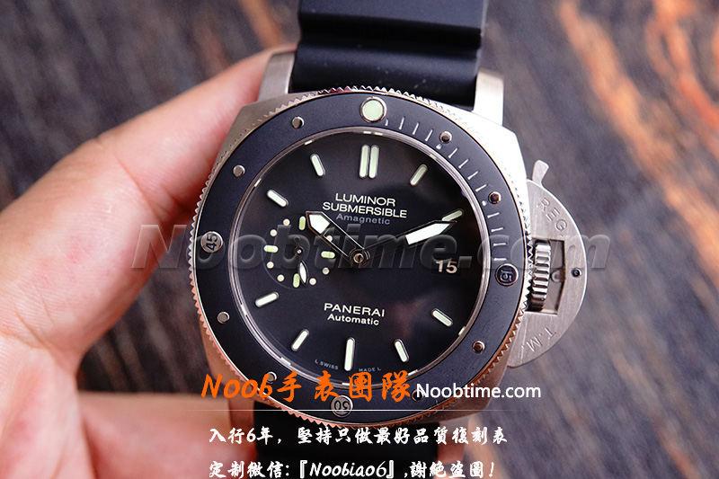 VS厂沛纳海389「V2版GMT+9000机芯」VS厂沛纳海389怎么样?  第2张