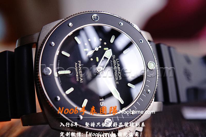 VS厂沛纳海389「V2版GMT+9000机芯」VS厂沛纳海389怎么样?  第8张