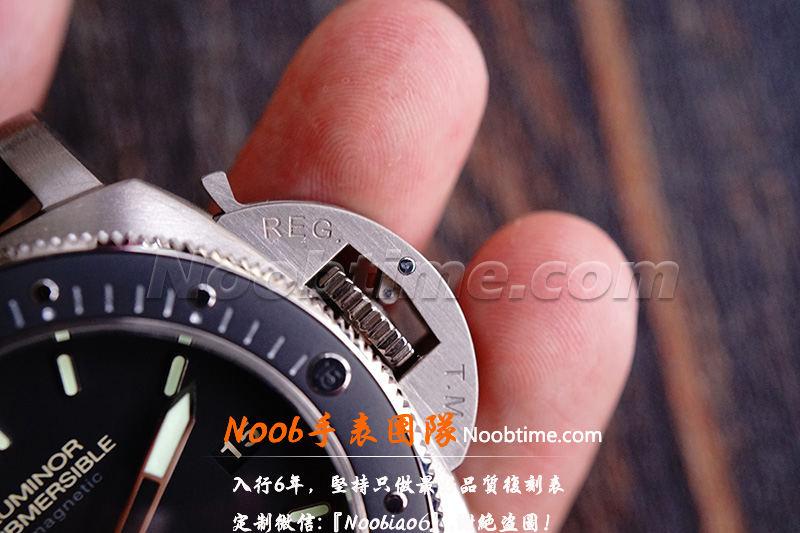 VS厂沛纳海389「V2版GMT+9000机芯」VS厂沛纳海389怎么样?  第9张
