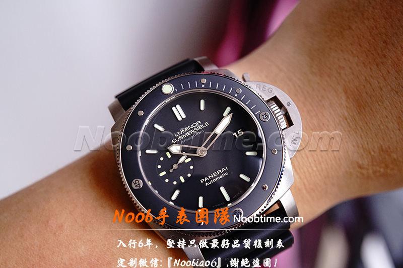 VS厂沛纳海389「V2版GMT+9000机芯」VS厂沛纳海389怎么样?  第19张