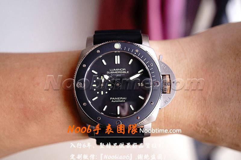 VS厂沛纳海389「V2版GMT+9000机芯」VS厂沛纳海389怎么样?  第18张