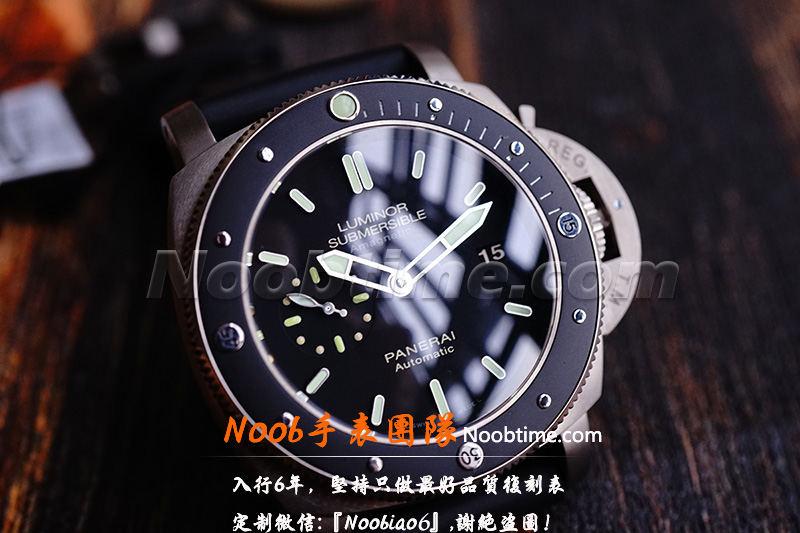 VS厂沛纳海389「V2版GMT+9000机芯」VS厂沛纳海389怎么样?  第5张