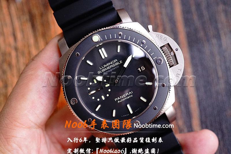 VS厂沛纳海389「V2版GMT+9000机芯」VS厂沛纳海389怎么样?  第3张
