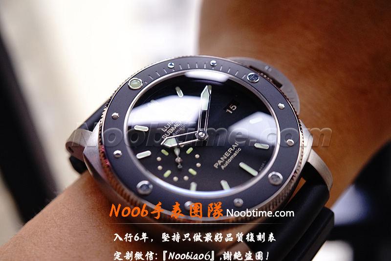 VS厂沛纳海389「V2版GMT+9000机芯」VS厂沛纳海389怎么样?  第22张