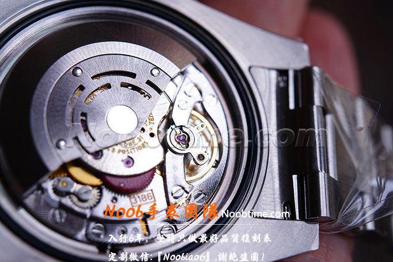 AR厂格林尼治GMT「Cal.3186+904钢」AR厂格林威治绿针怎么样?  第14张