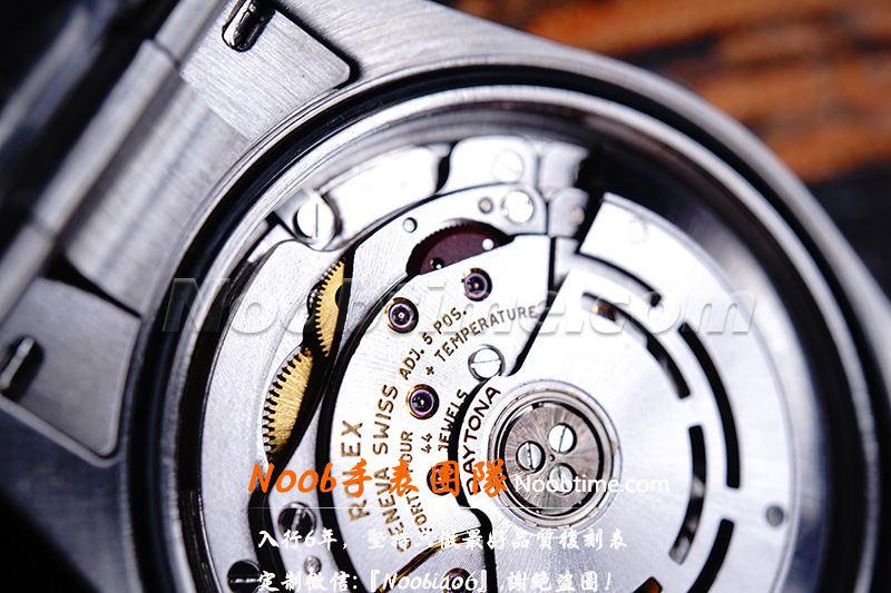 「独家揭秘」如何区分N厂迪通拿是4130机芯还是7750机芯?