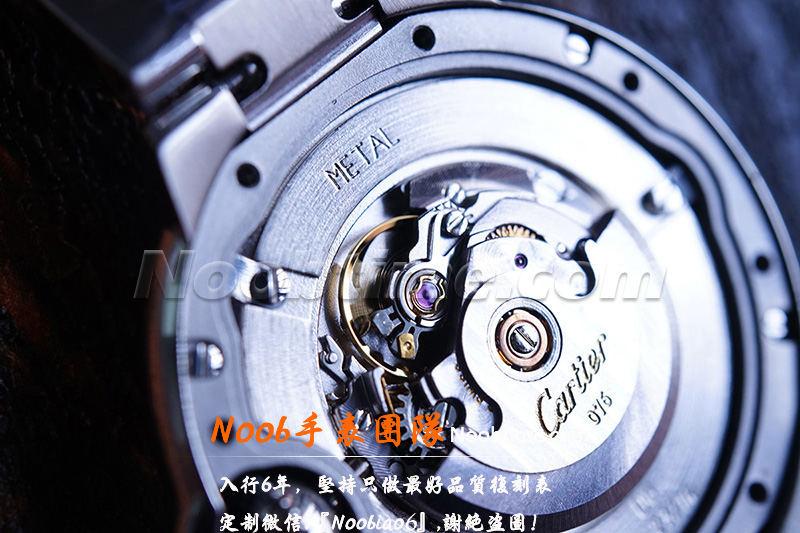 V6厂蓝气球33mm机芯-V6厂33mm蓝气球定制076机芯  第2张